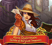 Free Alicia Quatermain: Secrets Of The Lost Treasures Game