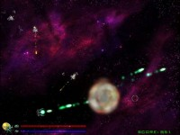Alien Defense Game screenshot 1