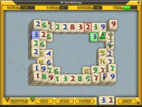 All-Time Mahjongg Game screenshot 1