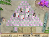 Aloha Solitaire Game screenshot 3