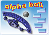 Free Alpha Ball Game