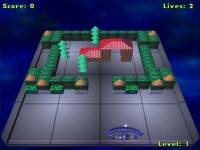 Alpha Ball Game screenshot 2