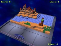 Alpha Ball Game screenshot 3