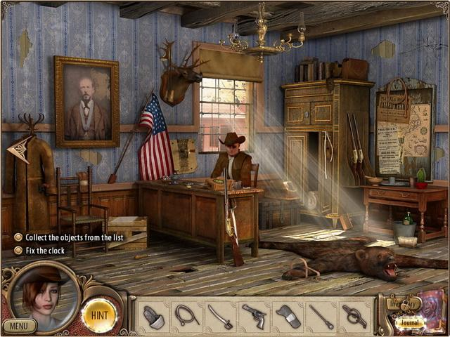 Amanda Rose: The Game of Time Game screenshot 6