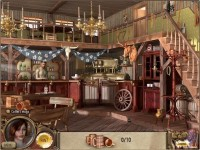 Amanda Rose: The Game of Time Game screenshot 3