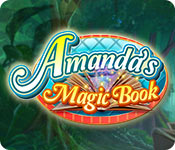 Free Amanda's Magic Book Game