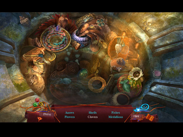 Amaranthine Voyage: The Burning Sky Collector's Edition Game screenshot 2