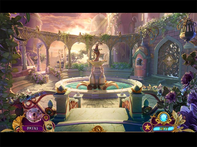 Amaranthine Voyage: The Shadow of Torment Collector's Edition Game screenshot 1