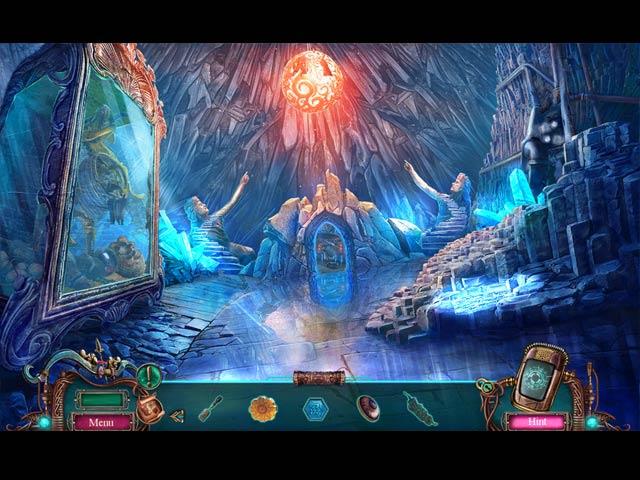 Amaranthine Voyage: Winter Neverending Game screenshot 1