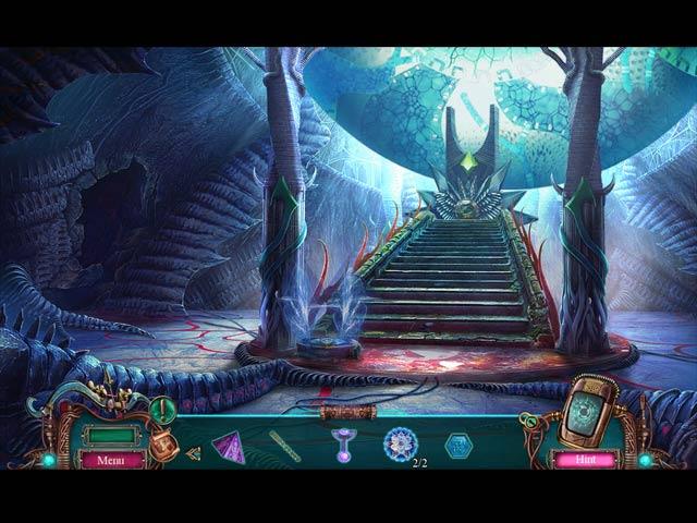 Amaranthine Voyage: Winter Neverending Game screenshot 3