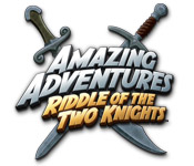 Free Amazing Adventures Riddle of the Two Knights Game