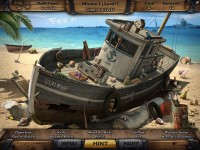 Amazing Adventures: The Caribbean Secret Game screenshot 1