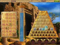 Amazing Pyramids Game screenshot 1