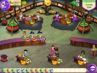Amelie's Cafe: Halloween Game screenshot 1