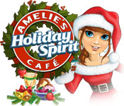Free Amelie's Cafe: Holiday Spirit Game