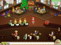 Amelie's Cafe: Holiday Spirit Game screenshot 2