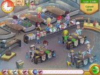 Amelie's Cafe Game screenshot 3
