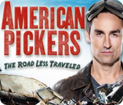 Free American Pickers: The Road Less Traveled Game