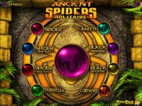 Ancient Spiders Solitaire Game screenshot 2