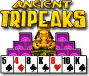 Free Ancient Tripeaks Game