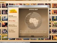 Animals of Africa Game screenshot 3