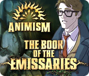 Free Animism: The Book of Emissaries Game