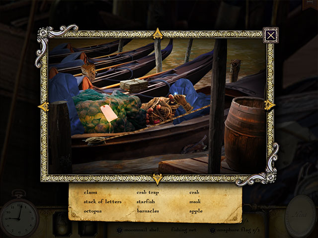 Antique Shop: Journey of the Lost Souls Game screenshot 1