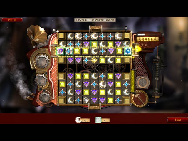 Antique Shop: Lost Gems London Game screenshot 2
