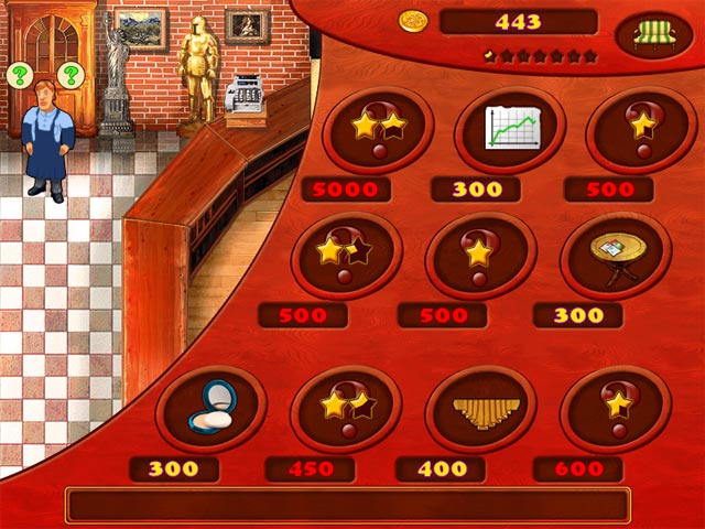 Antique Shop Game screenshot 2