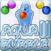 Free Aqua Bubble 2 Game
