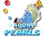 Free Aqua Pearls Game