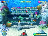 Aqua POP Game screenshot 1