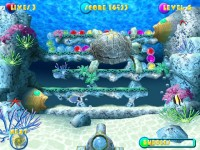 Aqua POP Game screenshot 2