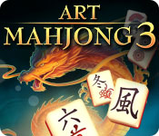 Free Art Mahjong 3 Game