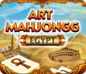Free Art Mahjongg Egypt Game