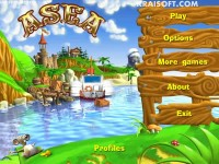 Asea Game screenshot 3