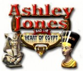 Free Ashley Jones and the Heart of Egypt Game