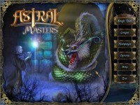 Astral Masters Game screenshot 1