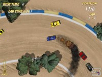Autocross Racing Game screenshot 1