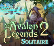 Free Avalon Legends Solitaire 2 Game