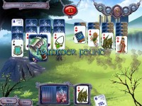 Avalon Legends Solitaire Game screenshot 1
