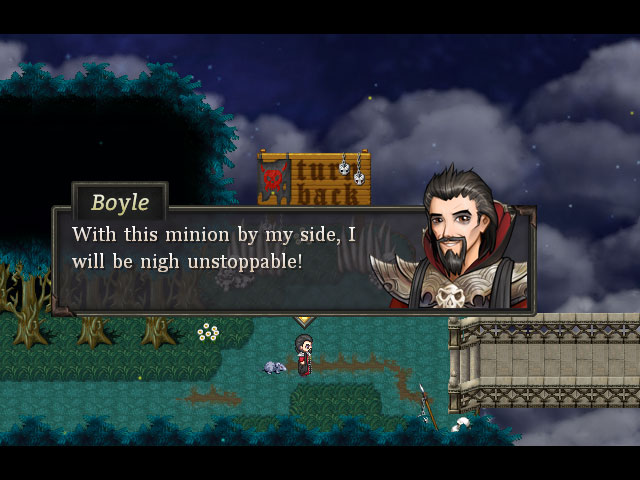Aveyond 4: Shadow of the Mist Game screenshot 1