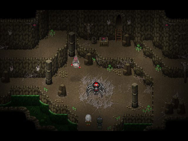 Aveyond 4: Shadow of the Mist Game screenshot 2
