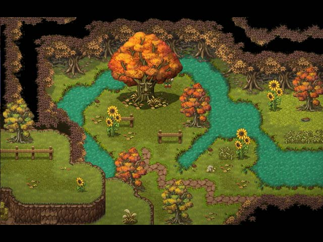 Aveyond 4: Shadow of the Mist Game screenshot 3