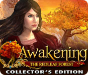 Free Awakening: The Redleaf Forest Collector's Edition Game