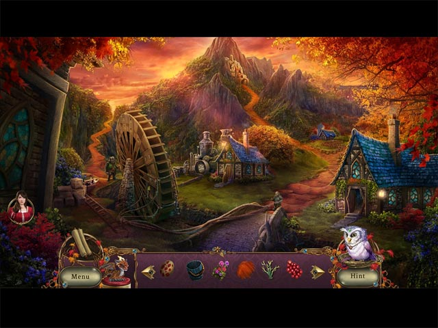 Awakening: The Redleaf Forest Collector's Edition Game screenshot 1