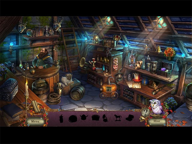 Awakening: The Redleaf Forest Collector's Edition Game screenshot 2