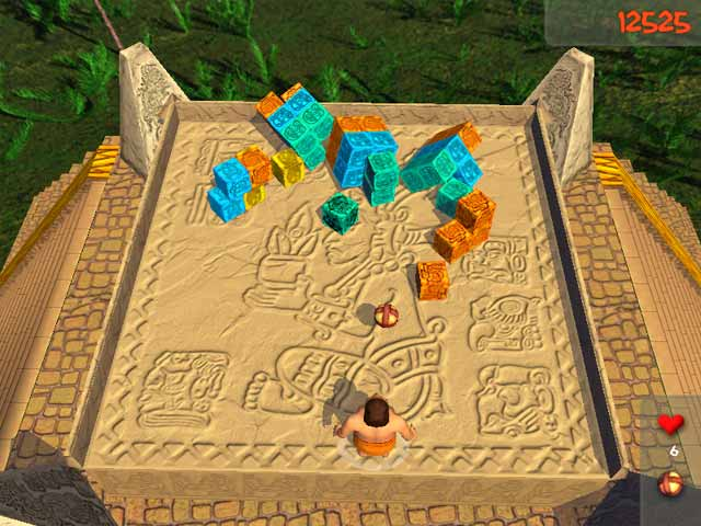 Aztec Ball Game screenshot 2