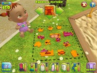 Baby Luv Game screenshot 1