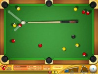 Backspin Billiards Game screenshot 2